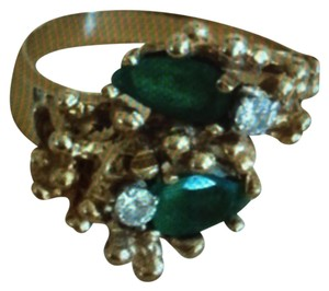 Other Emerald Cocktail Ring