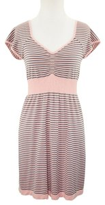 JJ Authentic short dress striped #jerseydress on Tradesy