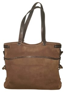 Antonio Melani Geniune Suede Leather Soft Shoulder Bag