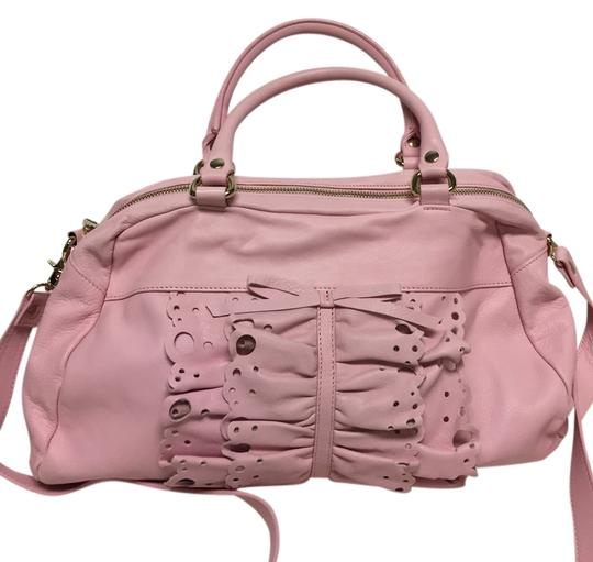 Preload https://item1.tradesy.com/images/red-valentino-pink-leather-satchel-1295145-0-0.jpg?width=440&height=440