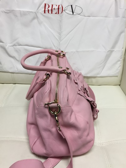 RED Valentino Satchel in Pink