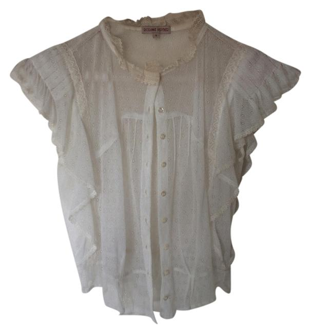 Preload https://item2.tradesy.com/images/cream-blouse-size-4-s-1295161-0-0.jpg?width=400&height=650
