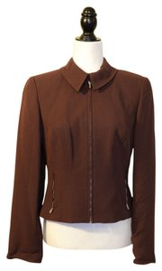 BCBGMAXAZRIA Vintage Brown Jacket