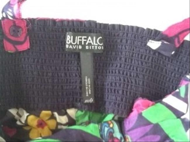 Buffalo David Bitton Top navy blue