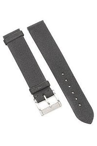 Bedat & Co Bedat Co. Black Grosgrain 16mm Watch Strap