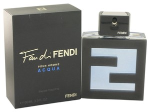 Fendi FAN DI FENDI ACQUA by FENDI ~ Men's Eau de Toilette Spray 3.4 oz