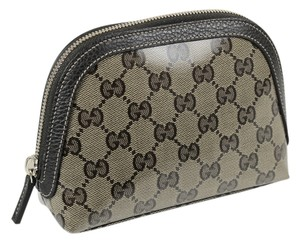 Gucci GUCCI CRYSTAL COSMETIC/MAKE UP POUCH/CLUTCH (MULTI-USE)