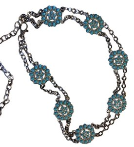 Other Turquoise Chain Belt
