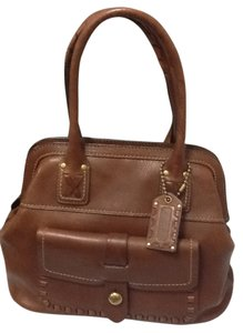 Coach Rare Legacy Doctor Career Tote in Brown