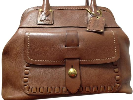 Coach Legacy Doctor Career Tote in Brown