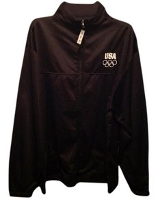 United States Olympic Committee Black Jacket