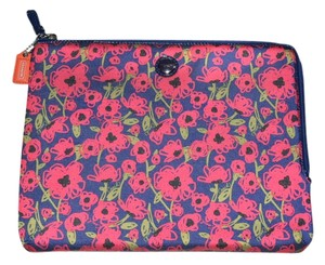 Coach Coach Poppy Floral Ipad L-Zip Sleeve
