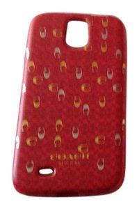 Coach Coach Cell Phone Case Cover Samsung Galaxy S4