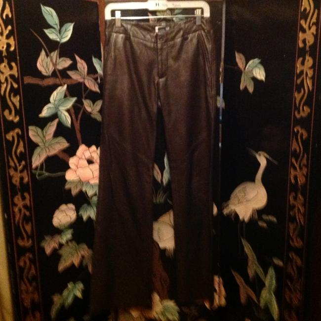 Item - Chocolate Coated Trouser/Wide Leg Jeans Size 23 (00, XXS)