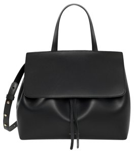Mansur Gavriel Calf Leather Mini Lady Mini Lady Shoulder Bag
