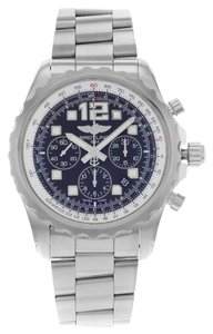 Breitling Breitling Chronospace A2336035/BA68-167A Stainless Steel Watch (9419)
