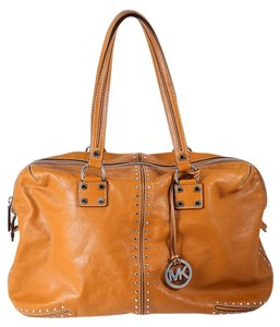Michael Kors Tote Double Strap Zip Entry Shoulder Bag