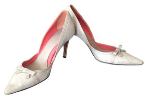 Judith Leiber Light grey Pumps