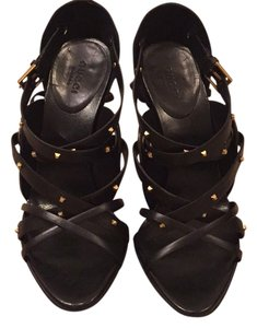 Gucci Black Sandals