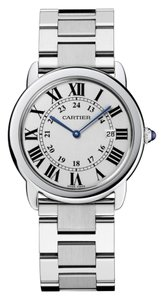 Cartier Cartier Ronde Solo W6701004 Stainless Steel Quartz Ladies Watch (12167)