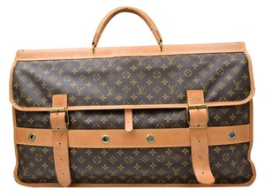 Louis Vuitton Sac Gibier Rare Travel Bag