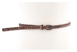 Club Monaco CM Leopard Belt