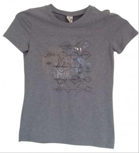 Preload https://img-static.tradesy.com/item/129591/abercrombie-and-fitch-gray-embellished-tee-shirt-size-4-s-0-0-650-650.jpg