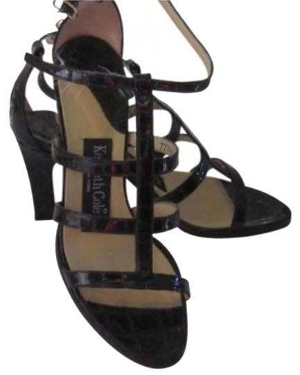 Kenneth Cole Chocolate Brown Sandals