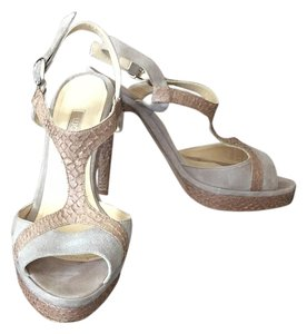 Luca Luca Grey and rose Pumps