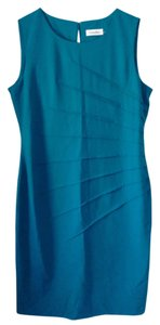 Calvin Klein Petite Sheath Dress