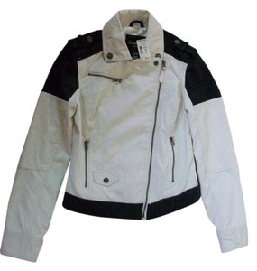 Aéropostale off white and black Jacket