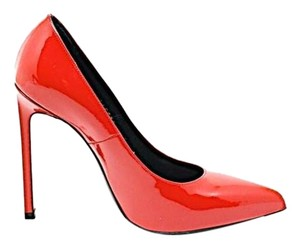 Saint Laurent Stiletto RED Pumps
