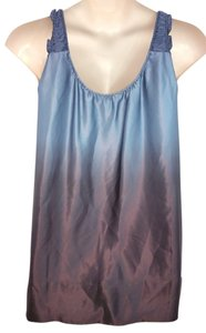 DKNY Satin Silk Top