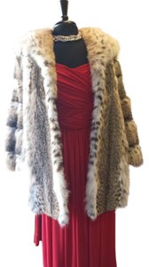 Weiss Furs Lynx Jacket Fur Coat