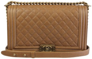 Chanel Quilted Caviar Cc Ch.k0127.05 Shoulder Bag
