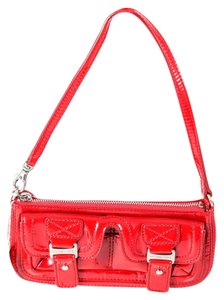 Michael Kors Wristlet in Red