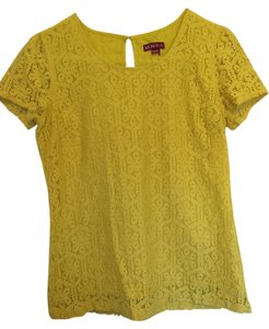 Merona Top Yellow