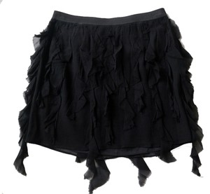 Elizabeth & James Mini Skirt Black