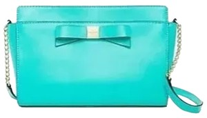 Kate Spade Crossbody Satchel in Giverny Blue