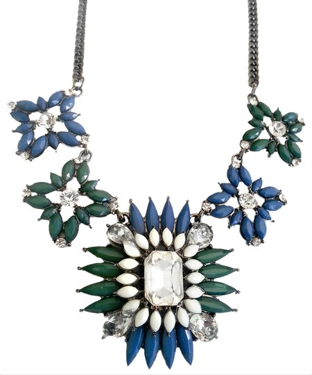 Preload https://item3.tradesy.com/images/blue-statement-necklace-1296112-0-0.jpg?width=440&height=440