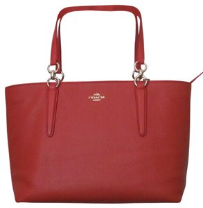 Coach New With Tag Tote in watermelon