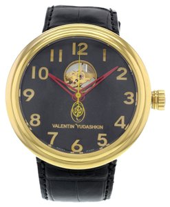 Jacob & Co. Jacob & Co. Valentin Yudashkin WVY-085 Gold Bezel Watch (9256)