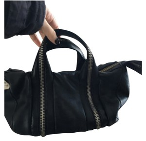 Kelsi Dagger Satchel in Black