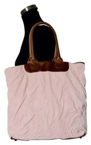 J. Jill Tote in Light Pink & Tan