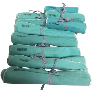 Tiffany & Co. Tiffany & Co. Lot of 10 Silver Storage Bags