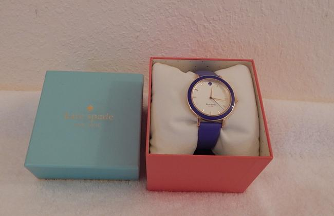 Item - Bright Purple Metro Watch