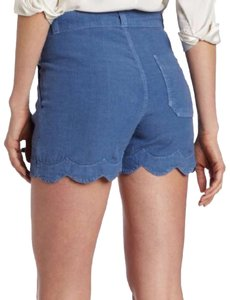 MiH Jeans Dress Shorts Chambray