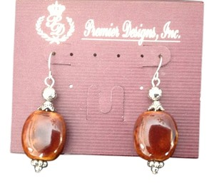 Premier Designs Premier Designs Jewelry SARASOTA Drop Earrings New on Card Hard to Find RV $31!!