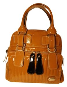Chloé Satchel in Wood (Tan)