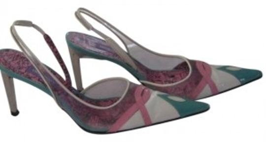 Preload https://img-static.tradesy.com/item/129651/emilio-pucci-multi-colored-pastels-with-silver-heels-pumps-size-us-75-0-0-540-540.jpg